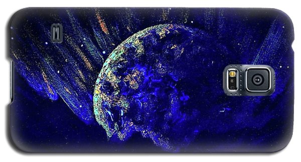 Cosmic Light Series  Galaxy S5 Case by Len Sodenkamp