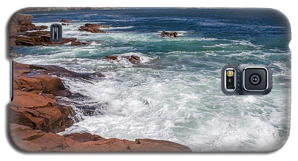 Acadia National Park Galaxy S5 Case by Trace Kittrell
