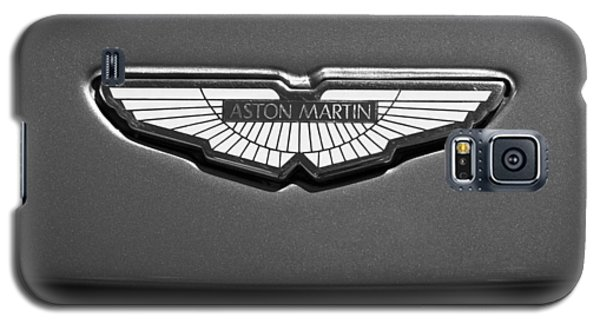Aston Martin Emblem Galaxy S5 Case