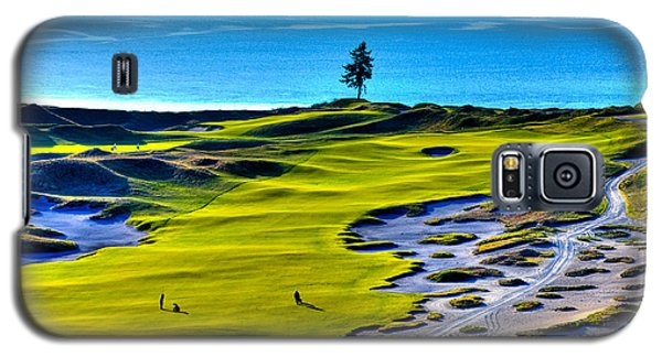#5 At Chambers Bay Golf Course - Location Of The 2015 U.s. Open Tournament Galaxy S5 Case
