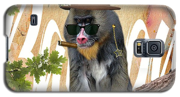 Baboon Collection Galaxy S5 Case by Marvin Blaine
