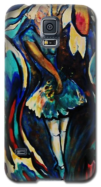 Bloomed Galaxy S5 Case by Dawn Fisher