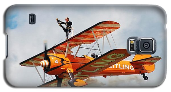 Breitling Wingwalkers Team Galaxy S5 Case