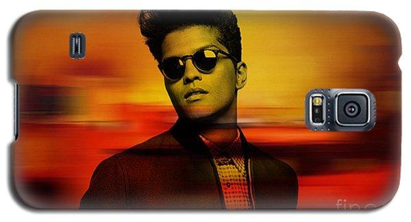 Bruno Mars Galaxy S5 Case