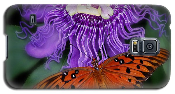 Butterfly Garden Galaxy S5 Case