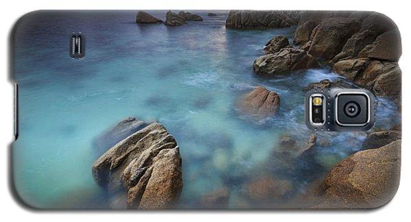 Chanteiro Beach Galicia Spain Galaxy S5 Case