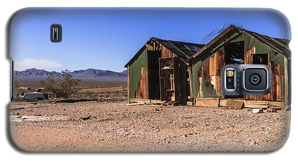 Death Valley Galaxy S5 Case by Muhie Kanawati