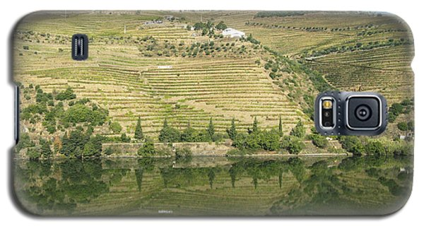 Galaxy S5 Case featuring the photograph Douro River Valley by Arlene Carmel