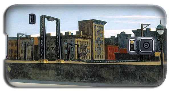 Manhattan Bridge Loop Galaxy S5 Case