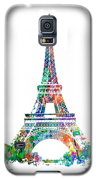Eiffel Tower Paris France 1889 Galaxy S5 Case