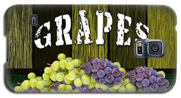 Grape Farm Galaxy S5 Case