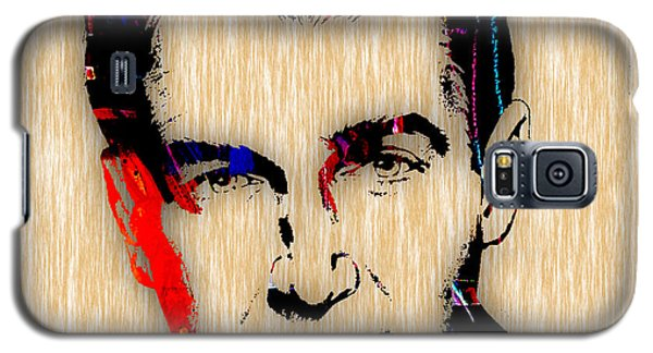 Jimmy Stewart Collection Galaxy S5 Case by Marvin Blaine