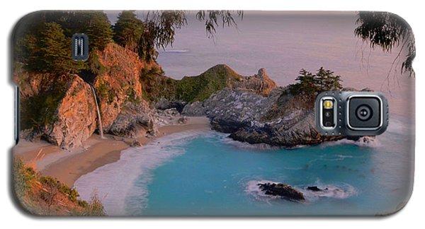 Mcway Falls - Big Sur Galaxy S5 Case