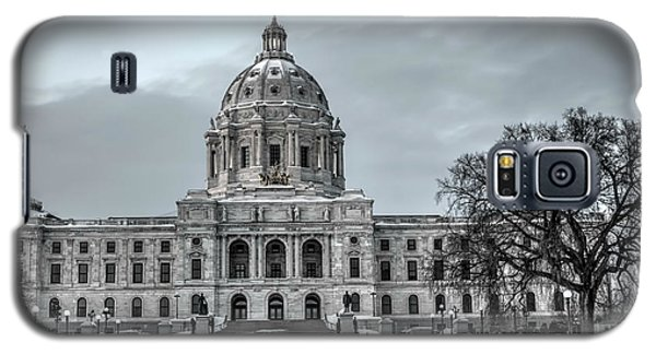 Minnesota State Capitol St Paul Galaxy S5 Case by Amanda Stadther