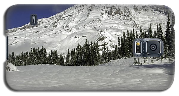 Mount Rainier From Paradise Galaxy S5 Case