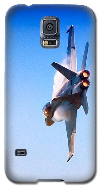 Navy F-18 Super Hornet Galaxy S5 Case