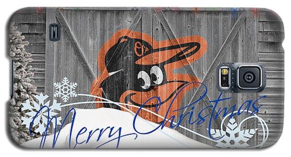 Oriole Galaxy S5 Case - Orioles by Joe Hamilton