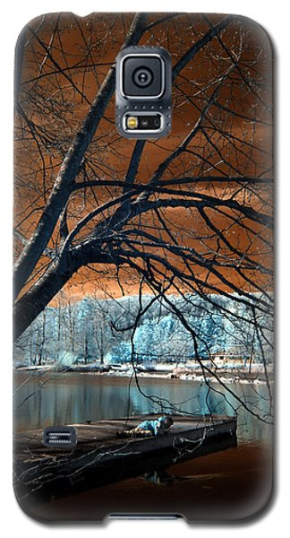 Quiet Moments Galaxy S5 Case