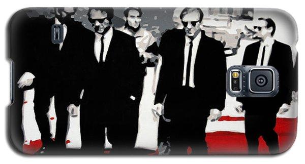 Reservoir Dogs Galaxy S5 Case by Luis Ludzska