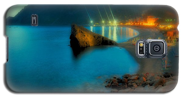 5 Terre Monterosso Beach In Passeggiate A Levante Galaxy S5 Case