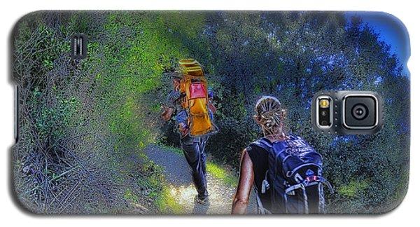 5 Terre Monterosso Trekking In Passeggiate A Levante Galaxy S5 Case