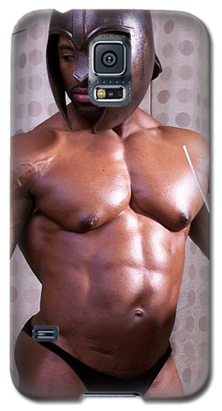Galaxy S5 Case featuring the photograph The Gladiator by Jake Hartz