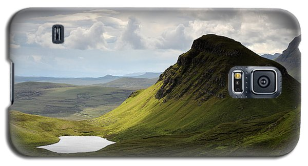 The Quiraing Galaxy S5 Case by Grant Glendinning