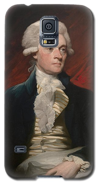 Thomas Jefferson Galaxy S5 Case by War Is Hell Store