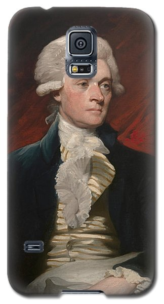 Thomas Jefferson Galaxy S5 Case