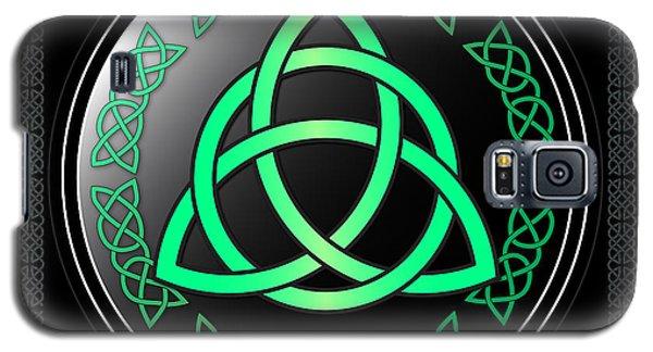 Triquetra Galaxy S5 Case by Ireland Calling