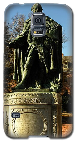 William And Mary College With Wren Building Galaxy S5 Case
