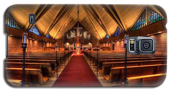 Woodlake Lutheran Church Galaxy S5 Case