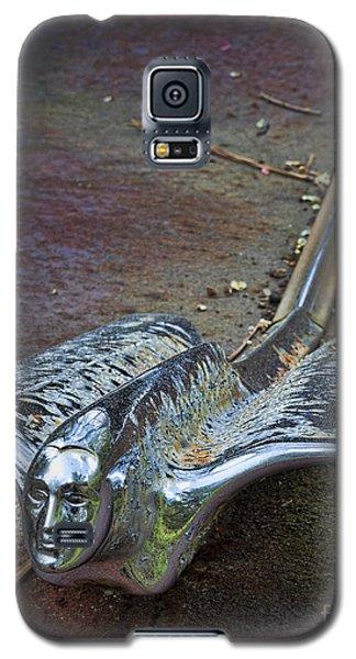 50s Cadillac Hood Ornament #2 Galaxy S5 Case