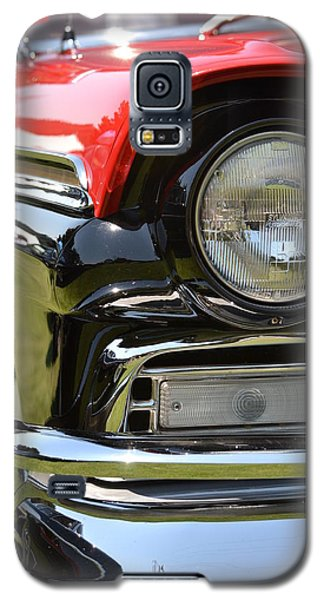 Galaxy S5 Case featuring the photograph 50's Ford by Dean Ferreira