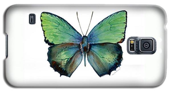 52 Arhopala Aurea Butterfly Galaxy S5 Case