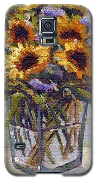 Summer Bouquet 4 Galaxy S5 Case