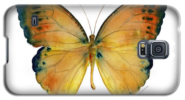 53 Leucippe Detanii Butterfly Galaxy S5 Case