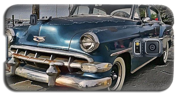 '54 Chevy Galaxy S5 Case by Victor Montgomery