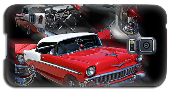 56 Chevy Belaire Galaxy S5 Case