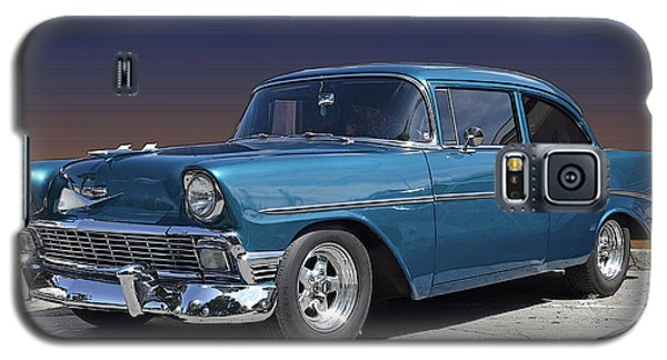 56 Chevy Galaxy S5 Case by Robert Meanor