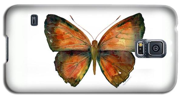 56 Copper Jewel Butterfly Galaxy S5 Case