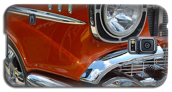 '57 Chevy Closeup Galaxy S5 Case