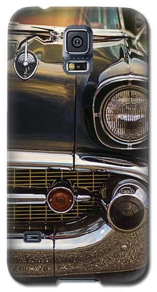 Galaxy S5 Case featuring the photograph 57 Chevy by Wayne Meyer