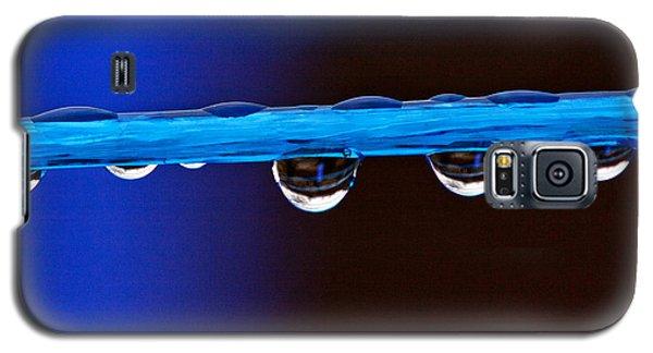 Drops Galaxy S5 Case by Odon Czintos