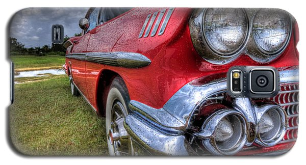 58 Impala Galaxy S5 Case by Micah Goff