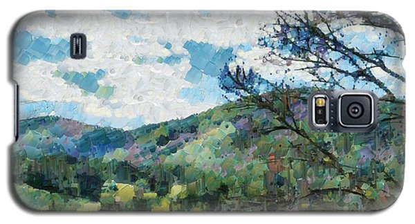 Araluen Valley Views Galaxy S5 Case