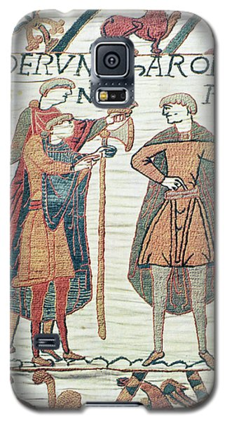 Bayeux Tapestry Galaxy S5 Case by Granger