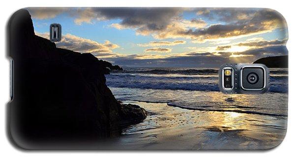 Beenbane Beach Galaxy S5 Case by Barbara Walsh