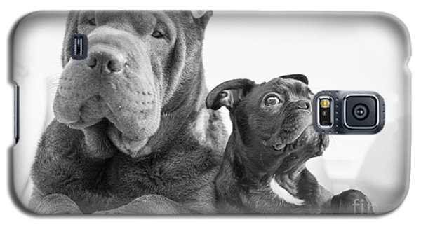 Booker And Buddy Galaxy S5 Case