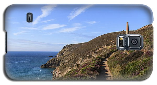 Chapel Porth Cornwall Galaxy S5 Case